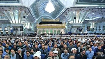 الإمام الخامنئي في الذكرى الثامنة والعشرين لرحيل الإمام الخميني