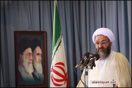 آية الله الحيدري: الثورة الإسلامية منطلق للتحول الفكري في العالم بآسره