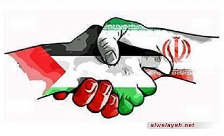 الإمام الخميني (قده) ودعم القضية الفلسطينية