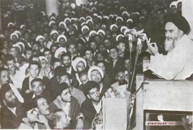 الإمام الخميني: القائد الذي صنع الأحداث