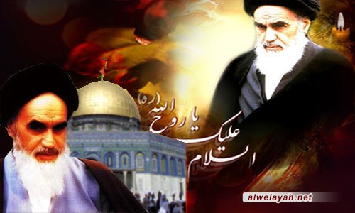 طلاس: الإمام هو أول رجل نادى برحيل كيان الصهيوني