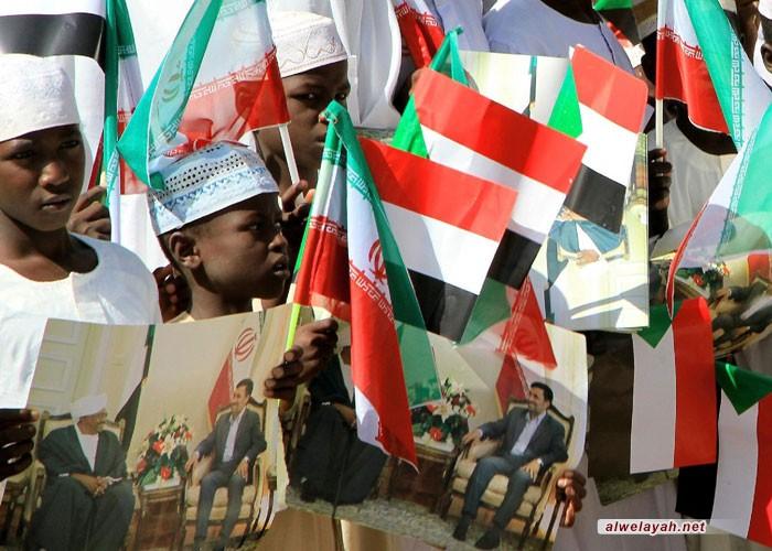 مساعد رئيس رابطة الصداقة السودانية الإيرانية: نداء الإمام للتحرر أسس النهضة الإسلامية