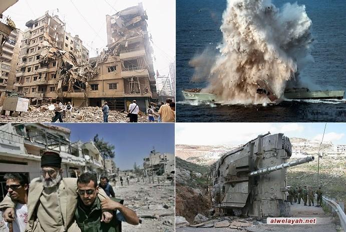 الإعتداء الصهيوني على لبنان؛ ق: 4.