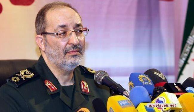 العميد مسعود جزايري: انتصار الثورة الاسلامية نصر لكل الاحرار والمسلمين في العالم