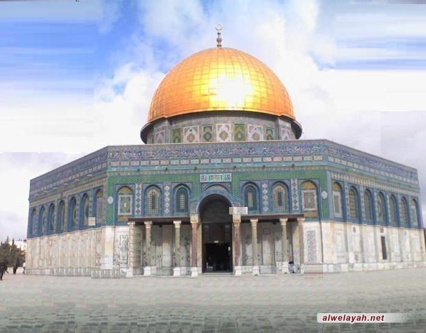 بيان الإمام الخميني حول إعلان يوم القدس
