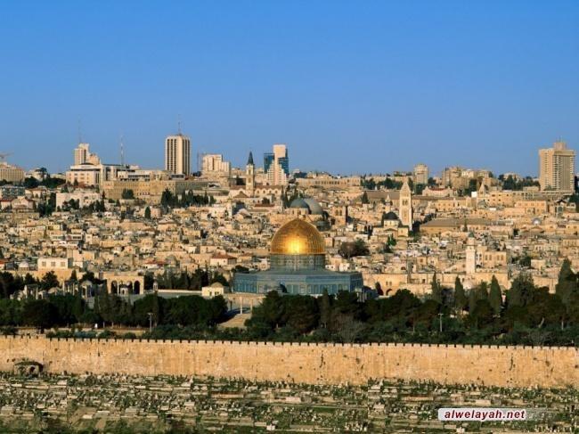 بيان آية مهدوي كني بمناسبة يوم القدس العالمي