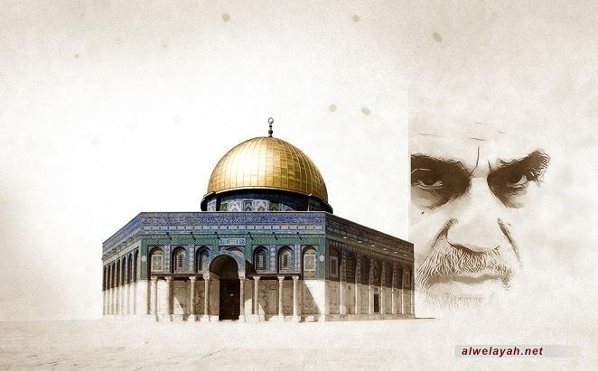 سلام للأقصى .. وتحية لقدسنا الأبية في يوم القدس