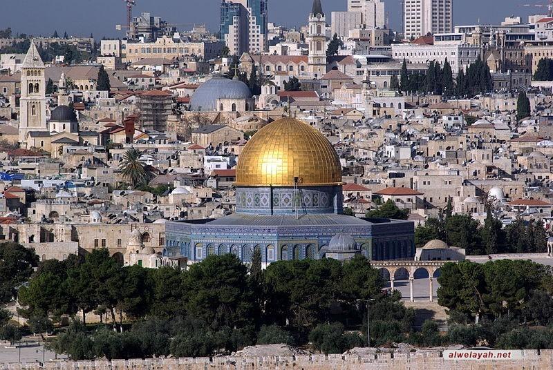 نداء الإمام الخميني يدعو فيه المسلمين في العالم للقيام ضد الاستكبار والصهيونية