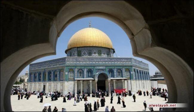 شخصيات فلسطينية: دعوة الإمام الخميني لإحياء يوم القدس العالمي ذات أهدافٍ جليلة