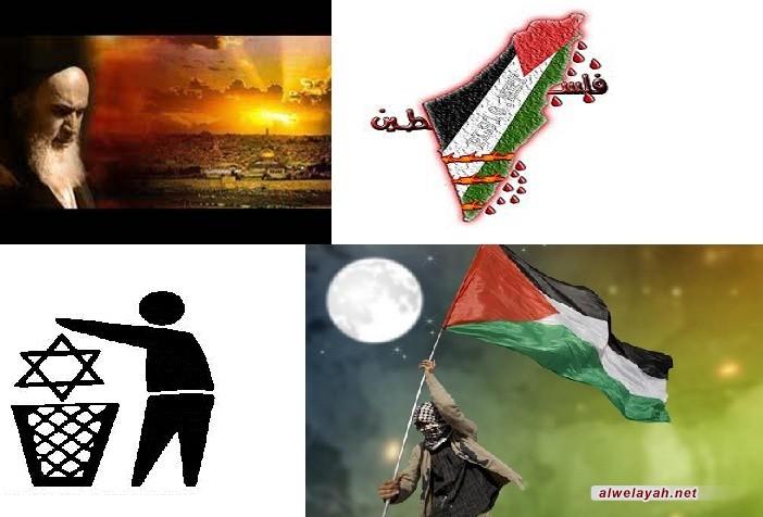 الإمام الخميني ومواجهة الصهيونية