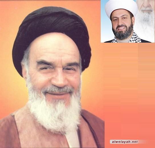 بلال شعبان: إيران لا تزال وفية لنهج الإمام الخميني بقيادة الإمام الخامنئي