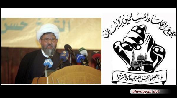 الشيخ خازم: يوم القدس جعل القضية الفلسطينية قضية إسلامية عامة