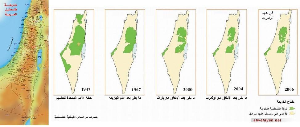 الحلقة الأولى: حقائق عن قضية فلسطين