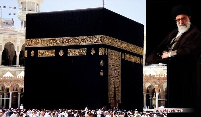 بيان الحج لولي أمر المسلمين الإمام الخامنئي عام 1429 ﻫ...