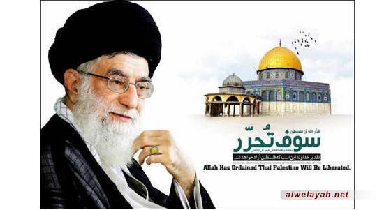 مقتطفات من كلمات الإمام السيد على الخامنئي عن يوم القدس