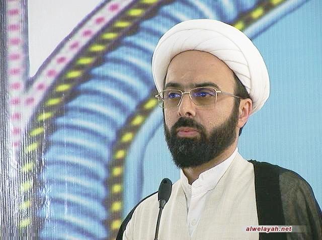 إمام جمعة سراب: سرّ انتصار الثورة الإسلامية هو الاعتماد على الإيديولوجية الدينية