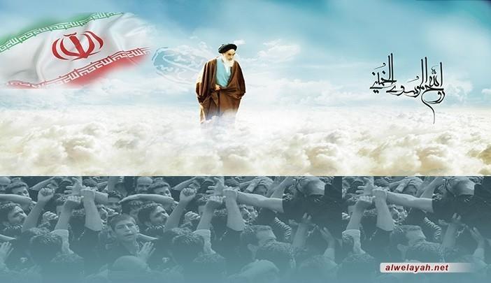 إقامة مؤتمر (الإمام الخميني محيي الهوية الإسلامية الشيعية) في مشهد