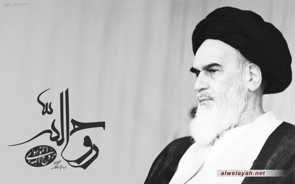 شخصيات اسلامية وعربية تشيد بمكانة الإمام