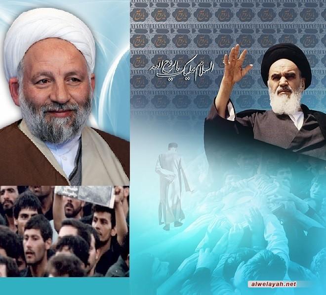 الشيخ ناصر سقاي بي ريا: كان مفجّر الثورة الإسلامية يعتبر التنصّل من أداء التكاليف انحرافاً