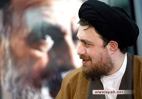 سيد حسن الخميني: توجيهات الإمام تكرس وحدتنا