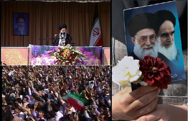 الإمام الخامنئي: أي مؤامرة ضد إيران ستواجه رداً حازما سيجعل الأعداء نادمين