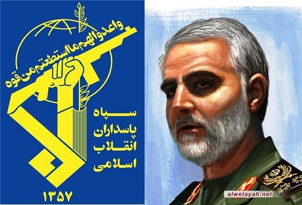 قائد فيلق القدس: 250 ألف صهيوني في مرمى صواريخ الفلسطينيين