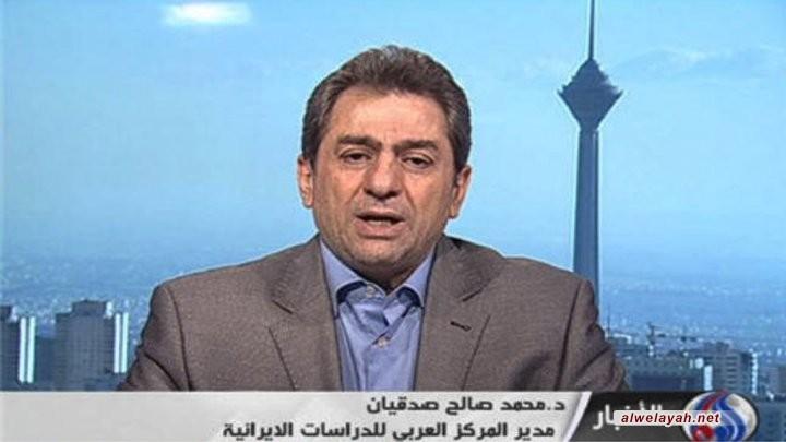 الإمام الخميني أخرج القضية الفلسطينية من الدائرة العربية الضيقة