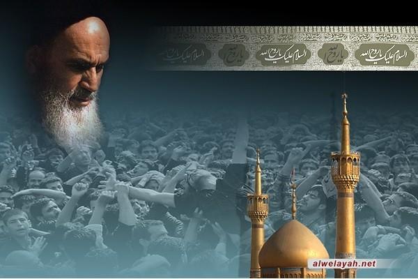 أعضاء الحكومة يجددون العهد بالوفاء لأهداف الإمام الخميني (قدس سره)
