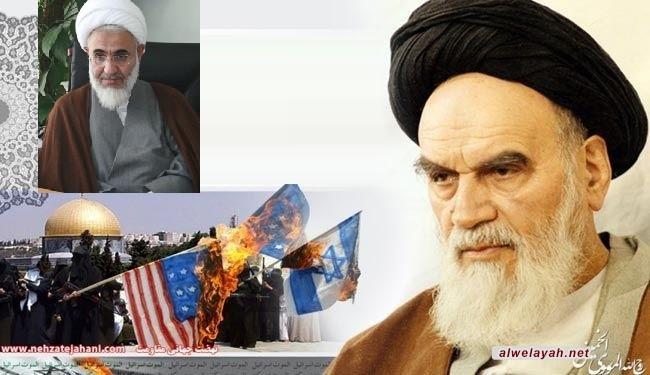 الشيخ عبد الكريم عابديني: خطاب الإمام الراحل أطلق العدّ العكسي لزوال الصهاينة