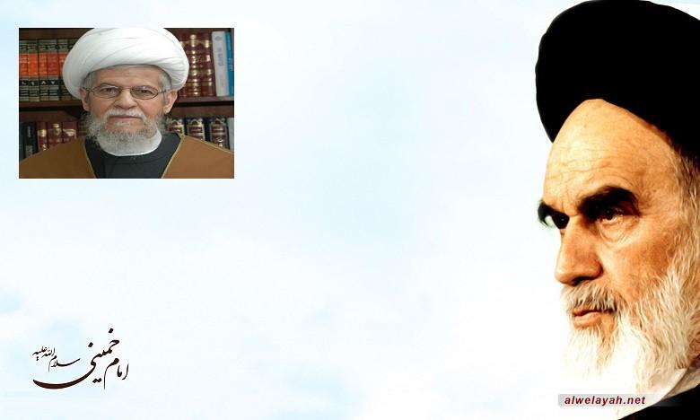 الشيخ النابلسي: شخصية الإمام كانت متعددة الابعاد والبواعث والاتجاهات والمستويات