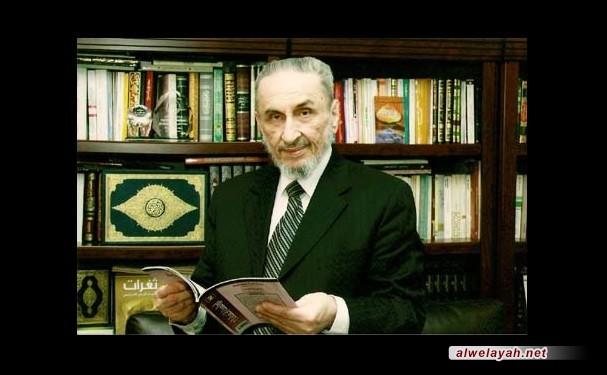 فتحي يكن: إيران تأخذ اليوم بناصية الجهاد والتحرر في كل العالم