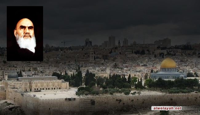 الإمام الخميني وفلسطين، رؤى ثاقبة تستشرف المستقبل