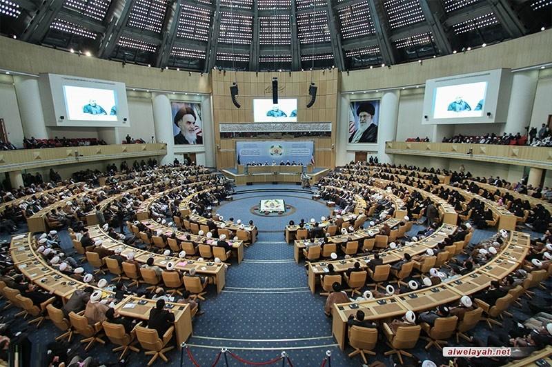إقامة المؤتمر الدولي (الإمام الخميني وآفاق الدين) في طهران
