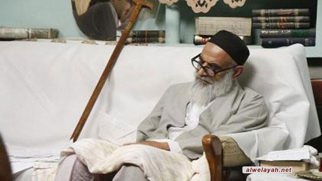 الإمام الثوري وهو في التسعين قبل 74 يوما على رحيله ماذا يقول؟