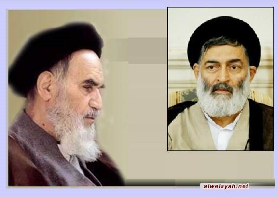 أبو الحسن مهدوي: شجاعة الإمام الخميني كانت في ظل الإيمان والمعرفة اليقينية