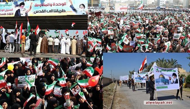 أحمدي نجاد: يوم القدس هو يوم عالمي لكل الشعوب المضطهدة