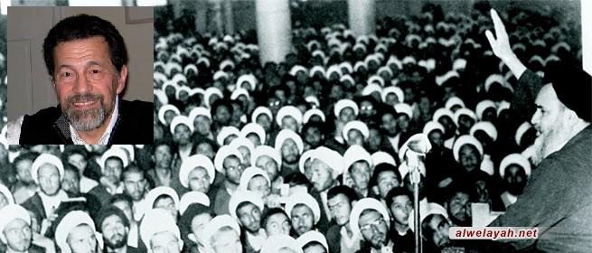 لورنس ديفيدسون: الثورة الإسلامية أحيت الدين الإسلامي