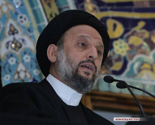 السيد فضل الله: نثمن موقف قائد الثورة الإسلامية في إيران في توحيد الأمة الإسلامية