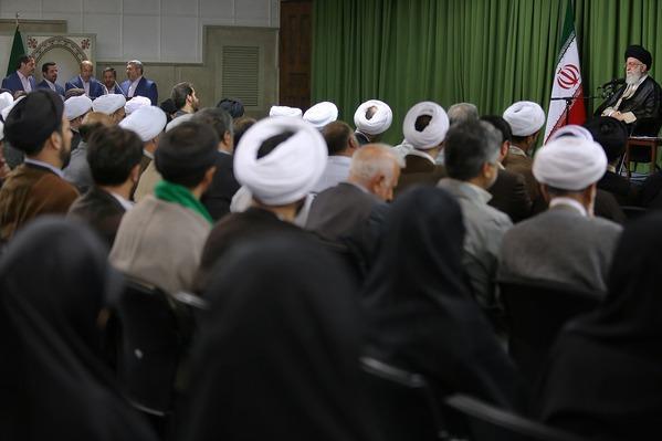 صلح الإمام الحسن (عليه السلام) في أقوال الإمام الخامنئي