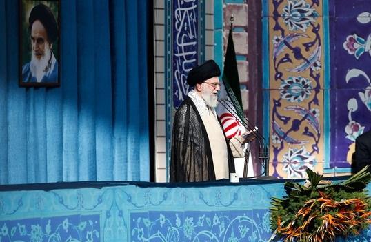 الإمام الخامنئي يؤكد ارتكاب الاحتلال لإبادة جماعية في غزة