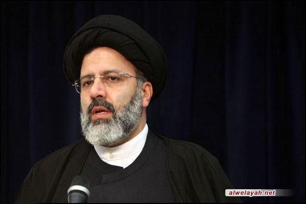 """المدعي العام الإيراني في بداية """"عشرة الفجر المباركة"""": التمسك بخط الإمام الخميني (ره) طريقنا لمواجهة التغلغل الغربي"""