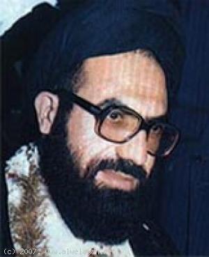 العلامة الشهيد السيد عارف الحسيني