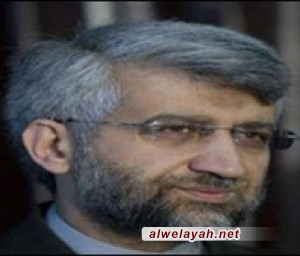 جليلي: المقاومة اللبنانية قدوة حسنة لحركات المقاومة في العالم