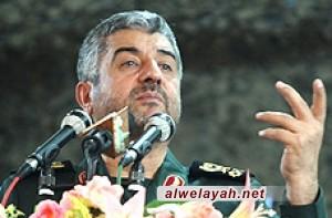 جعفري: ترسانة إسرائيل النووية في مرمى صواريخ إيران
