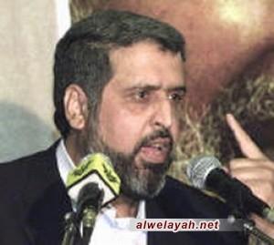 رمضان عبدالله شلح: مؤتمر طهران وجه رسائل جديدة الى العالم