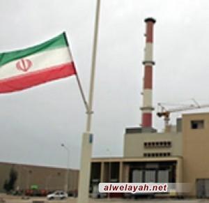محطة بوشهر النووية رمز للإباء والشموخ