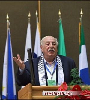احمد جبريل يدعو الدول الإسلامية إلى الإقتداء بإيران