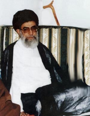 خاطرة لقائد الثورة الإسلامية حول تجمع للعمال