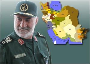 استشهاد قادة للحرس الثوري في سيستان وبلوشستان