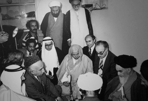 الإمام رفض وساطة الدول فيما يتعلق بأحداث الثورة